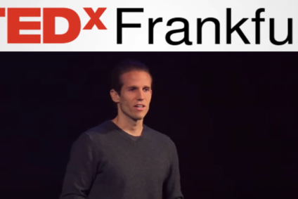TEDx Talk on Climate Action by Ferry Heilemann